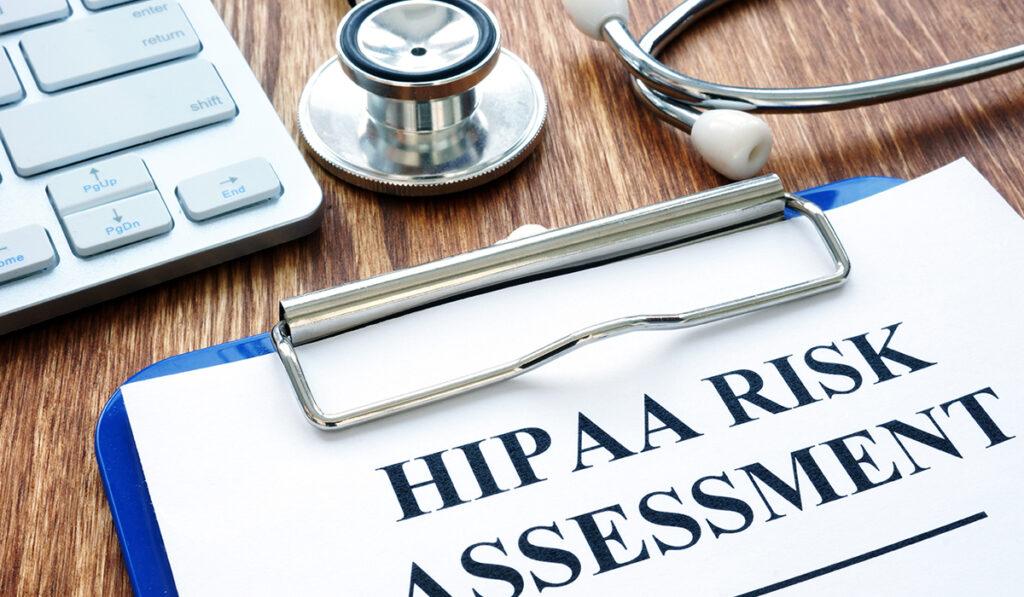 HIPAA – Security Risk Analysis